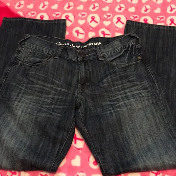 Guess Other - Men's Guess Montana Jeans 34x33